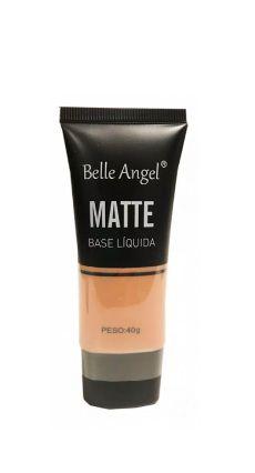Base Liquida Matte Belle Angel Cor 1