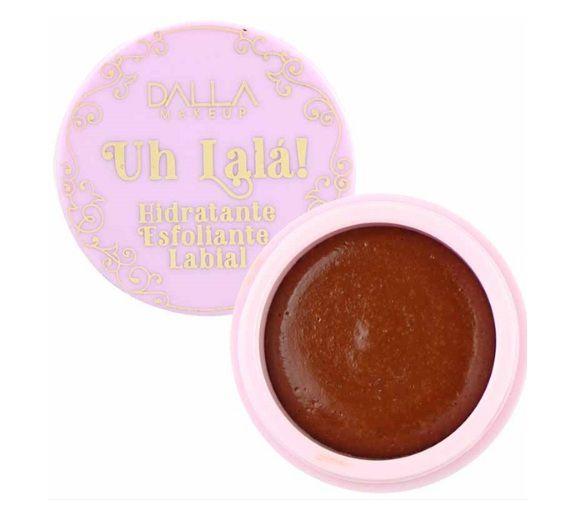 Uh Lalá Hidratante Esfoliante Labial  Rosa - Dalla Makeup