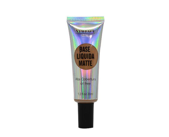 Base Líquida Matte New Face cor 01