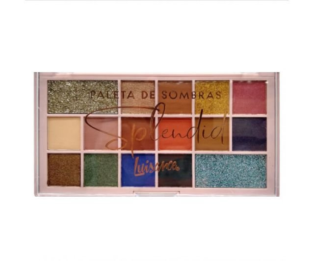 Paleta de Sombras Splendid Luisance A