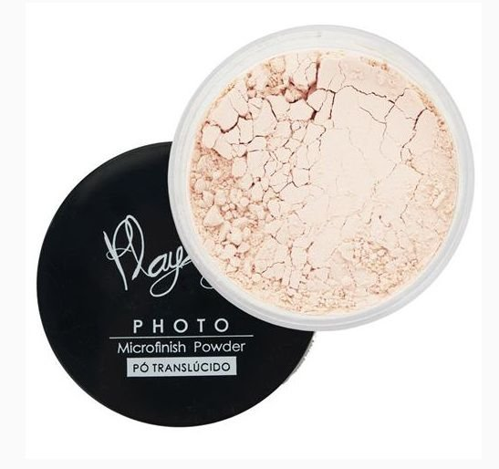 Pó Translucido Playboy  Photo Microfinish Powder cor 1