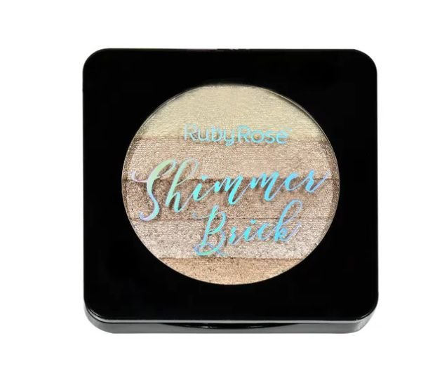 Iluminador Shimmer Brick Gold 1- Ruby Rose