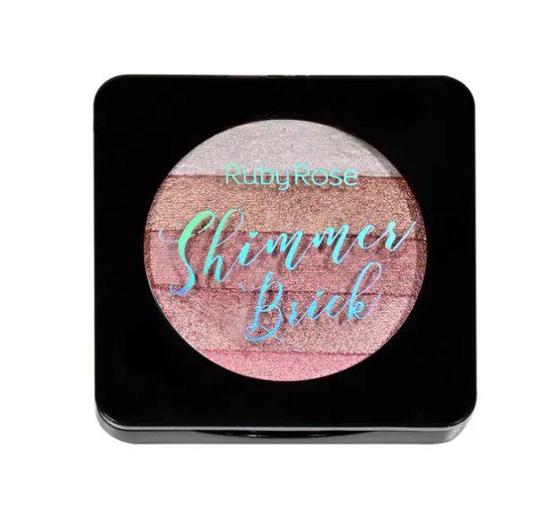 Iluminador Shimmer Brick Gold 4- Ruby Rose