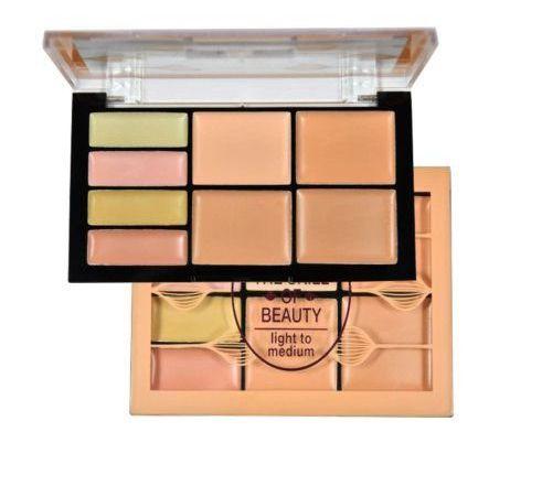 Paleta de Corretivos The Skill of Beauty  Light to Medium- Ruby Rose  hb 8097-2