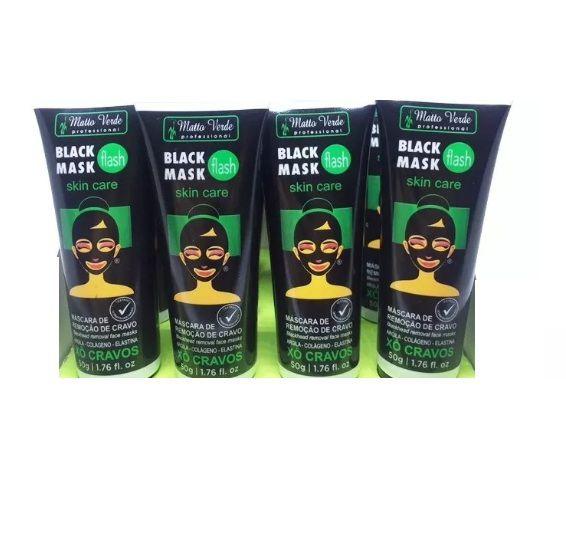 Black Mask Remoção de Cravos- Matto Verde