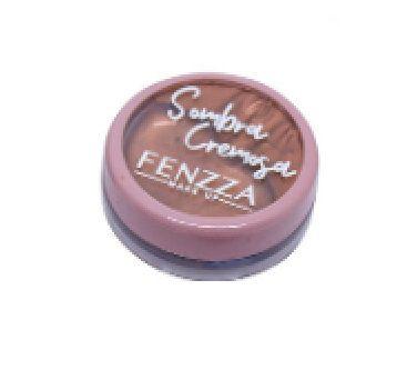 Sombra Cremosa Fenzza -Cor Cobre