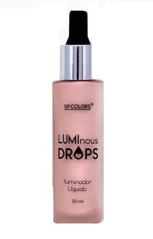 Iluminador Luminous Drops- SPColors Cor 2