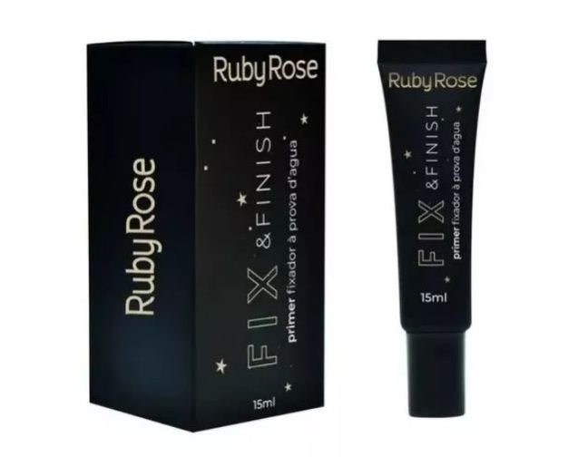 Fix & Finish Primer Fixador a prova D'agua -Ruby Rose