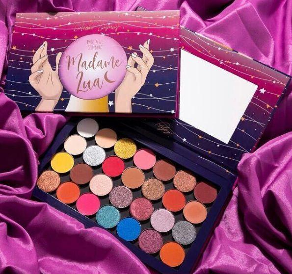 Paleta de Sombras Madame Lua - Coleção Cosmos Playboy