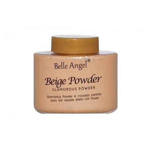 Glamorous Powder Pó Beige Powder Belle Angel - T013