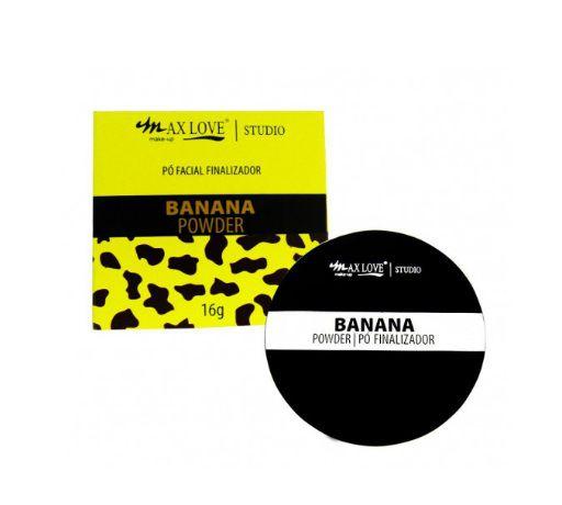 Banana Powder Pó Finalizador Max Love- 01