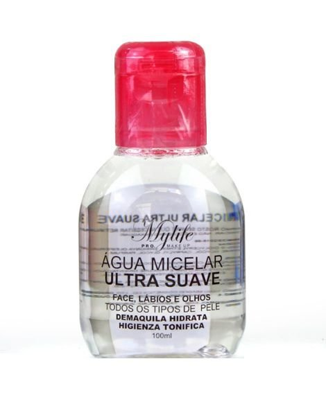Água Micelar Ultra Suave -My Life