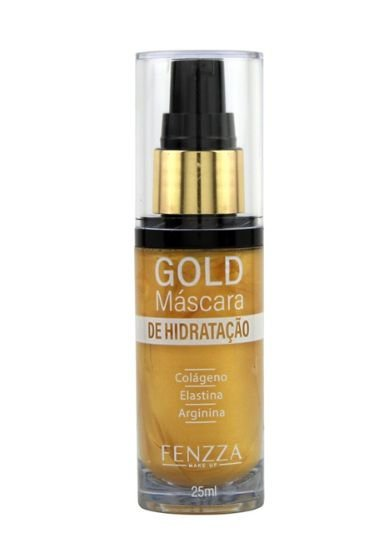 Gold Máscara de Hidratação- Fenzza