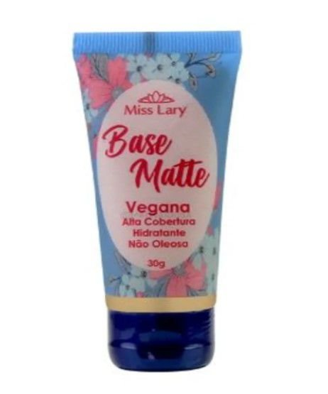 Base Matte Vegana -Miss Lary cor 07