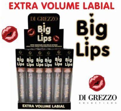 Big Lips  Gloss Extra Volume - Di Grezzo