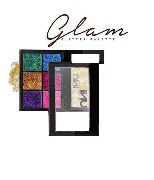 Glam Glitter Palette Uni- Makeup