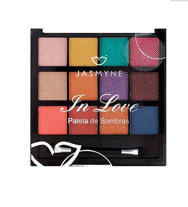 Paleta de Sombras In Love - Jasmyne Cor B