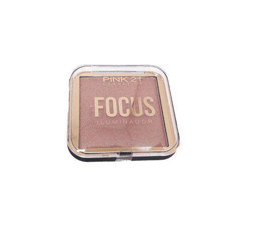 Iluminador Focus- Pink 21- Cor 03