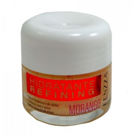Hidratante Refining Morango -Fenzza