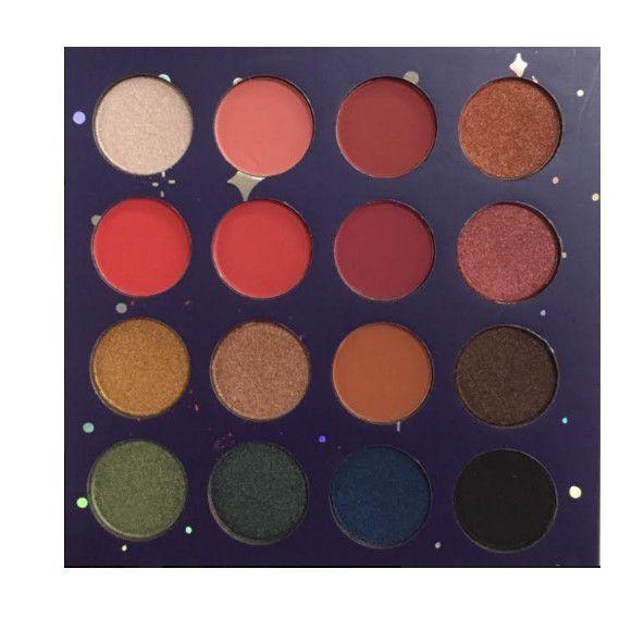 Intergalactic Eyeshadow Palette Coleção Cosmos- Playboy