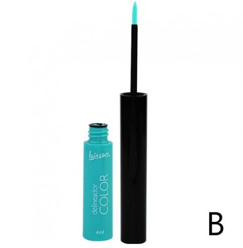 Delineador Color Luisance - Cor Azul Claro