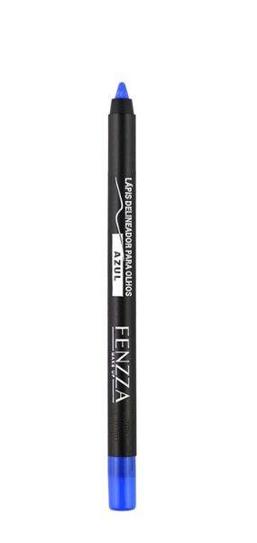 Lápis Delineador para Olhos  a Prova D'Água Fenzza - Azul
