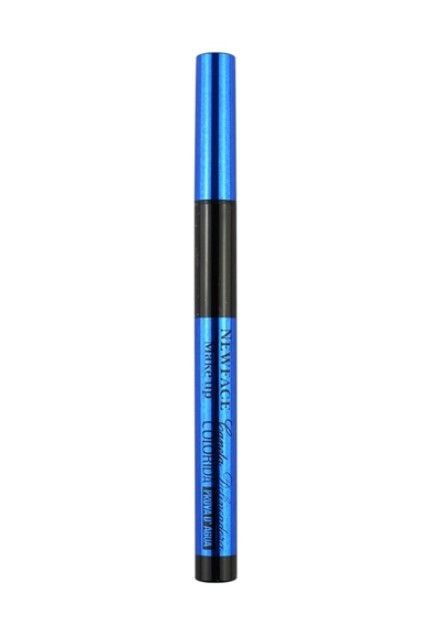 Caneta Delineadora a prova D'água - New Face - Azul
