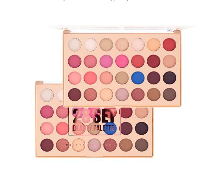 28 Set Beauty Palette -Pink 21