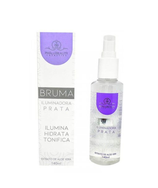 Bruma Iluminadora Prata- Phallebeauty