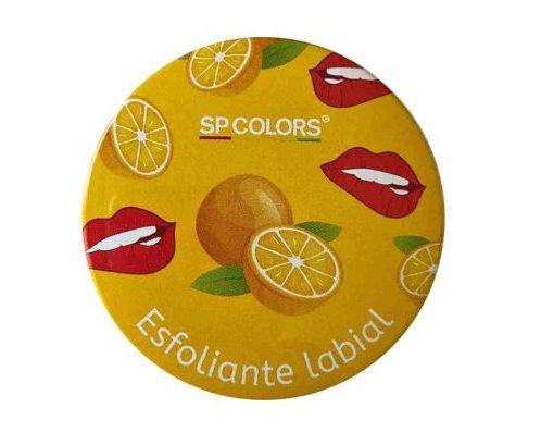 Esfoliante Labial Laranja-SpColors