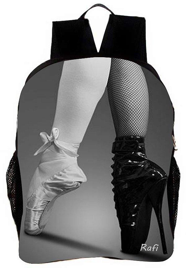 Mochila Rafi Dance Ballet Rock