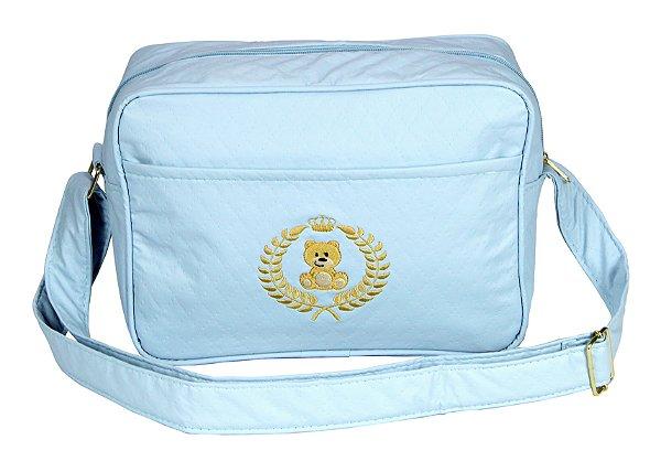 Frasqueira Maternidade Azul C. Ursinho Rafi