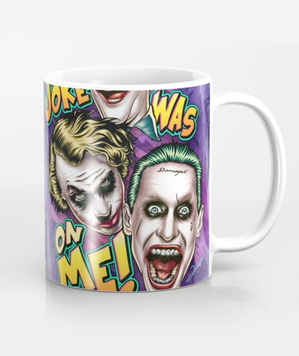Caneca That The Joke Was On Me