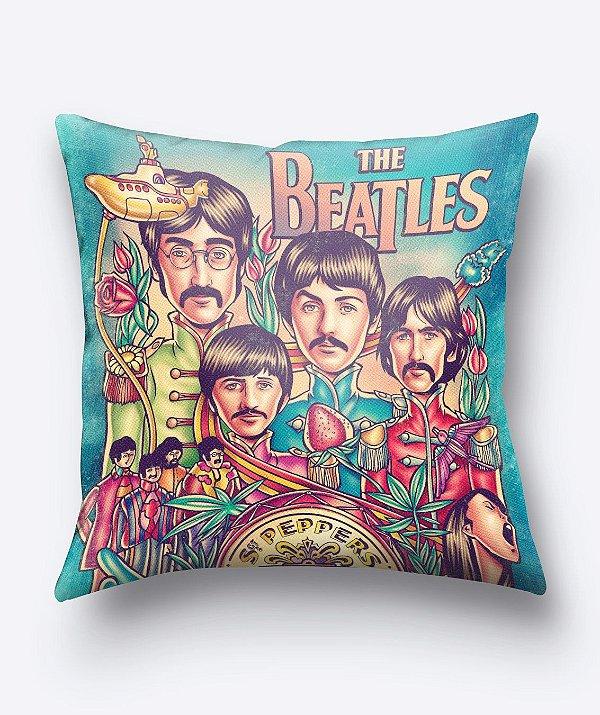 Almofada All We Need Is Beatles