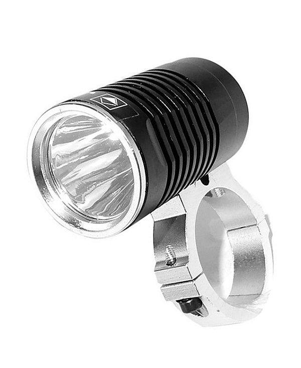 Lanterna Farol Para Bicicleta Super Potente 750.000 Lumens Compacta LED T6 Bateria Longa Duração
