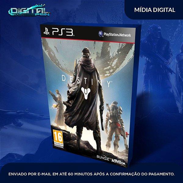 Destiny Ps3 Mídia Digital