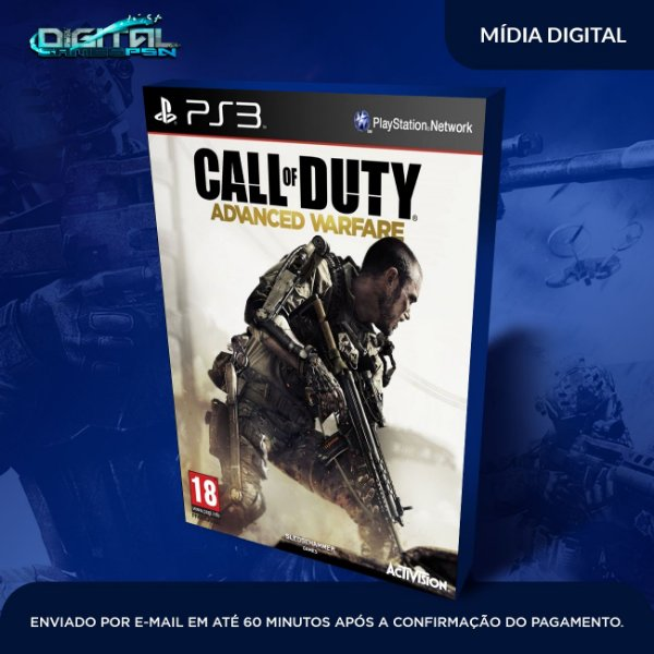 Call of Duty Advanced Warfare - Day Zero Edition Ps3 Midia Digital