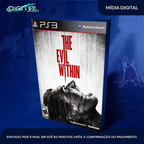 The Evil Within Ps3 Mídia Digital