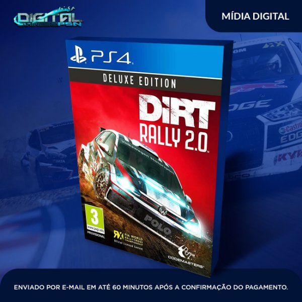 DiRT Rally 2.0  Year One Pass Game Digital