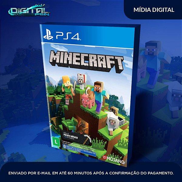 Minecraft PS4 Game Digital