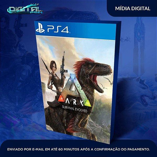 ARK Survival Evolved PS4 Game Digital
