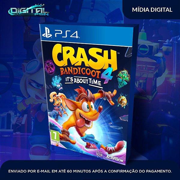Crash Bandicoot™ 4: It's About Time Mídia Digital