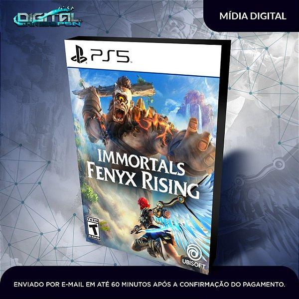 Immortals Fenyx Rising Ps5 Mídia Digital