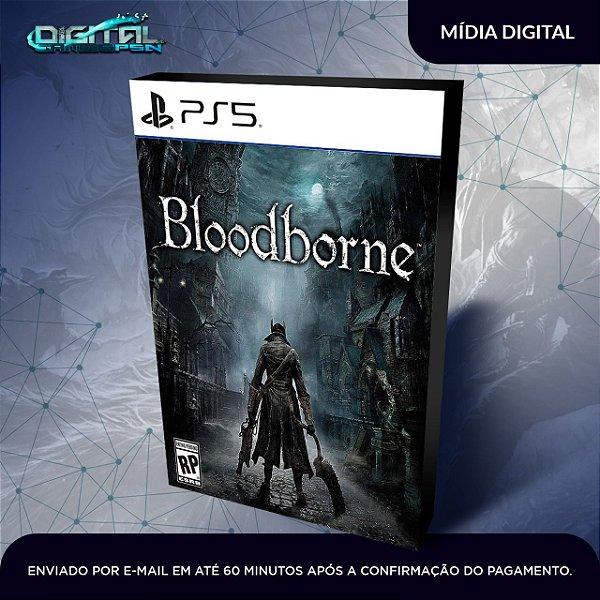 Bloodborne Ps5 Mídia Digital