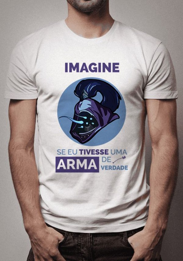 Camiseta Jax League of Legends