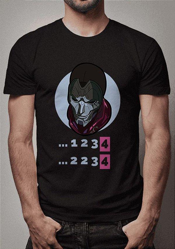 Camiseta Jhin League of Legends
