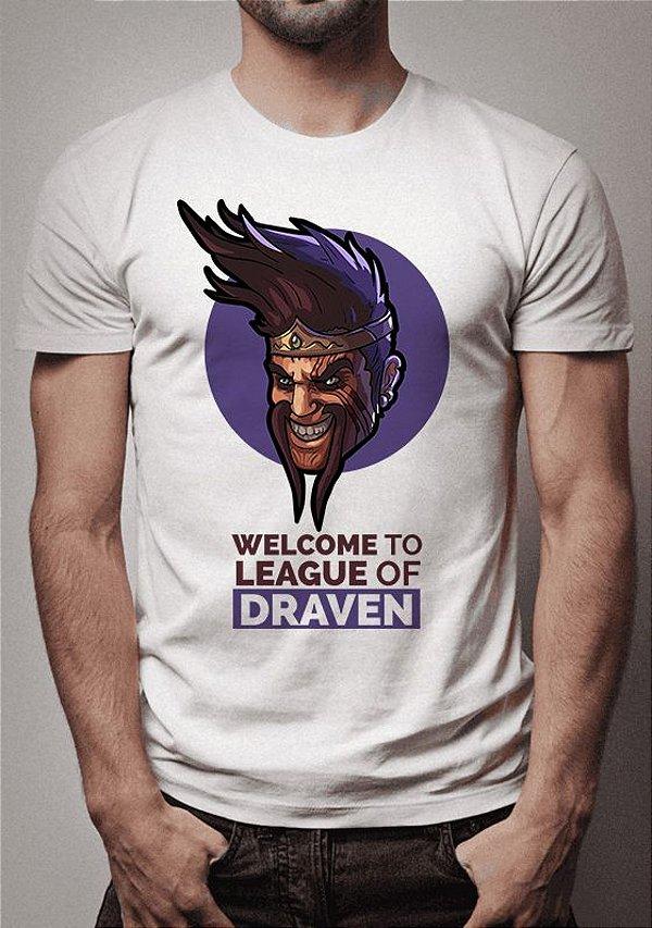 Camiseta Draven League of Legends