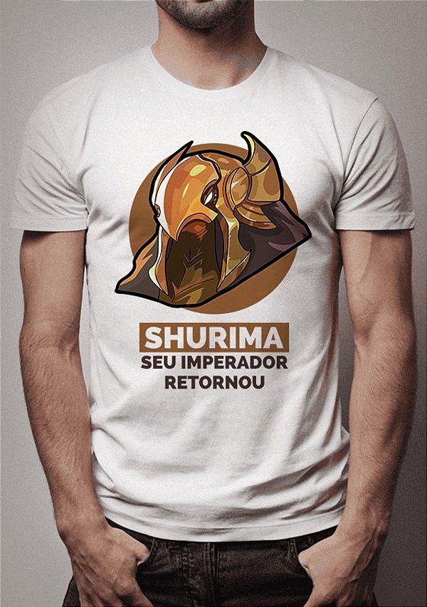 Camiseta Azir League of Legends