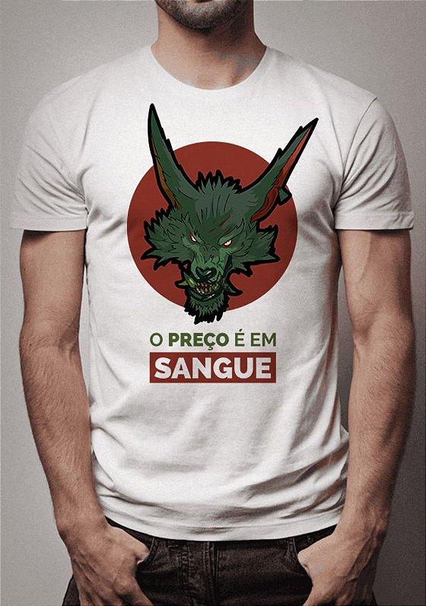 Camiseta Warwick League of Legends