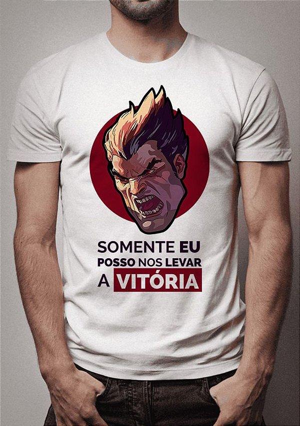 Camiseta Darius League of Legends